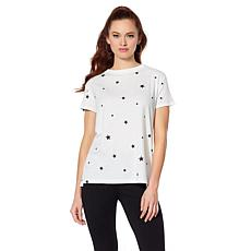 Daisy Fuentes Graphic Tee