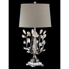 Dale Tiffany Crystal Blossom Table Lamp