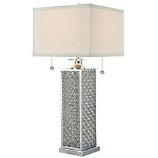 Dale Tiffany Katie Lee Crystal Table Lamp