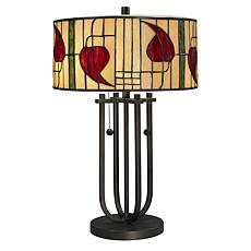 Dale Tiffany Macintosh Table Lamp