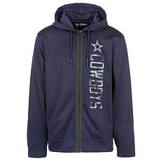 92e12092b0c Clearance. Dallas Cowboys Men's Falcor Game Elite Full Zip Hoodie
