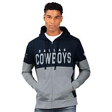 Dallas Cowboys Men's Prime Time Full-Zip Hoodie