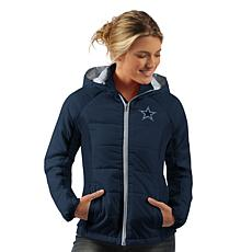 a3ce1911cba Clearance. Dallas Cowboys Women's Rundown Polyfill Hooded Jacket ...