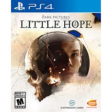 Dark Pictures Little Hope for PlayStation 4