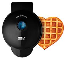 DASH 2-pack Non-Stick Heart Shaped Waffle Maker
