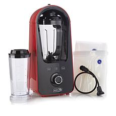 DASH 800-Watt Vacuum Blending System with Recipes and Bags