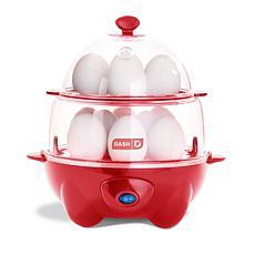 DASH Deluxe Egg Cooker - White