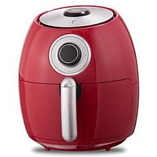 DASH Family Size Air Fryer - Red