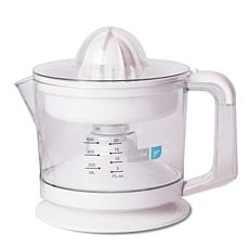 DASH Go Electric 1-Quart Citrus Juicer/Reamer - White
