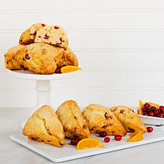 David's Cookies 16-piece Scones