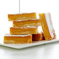 David's Cookies Set of 2 26 oz. Lemon Bar Dessert Trays Auto-Ship®