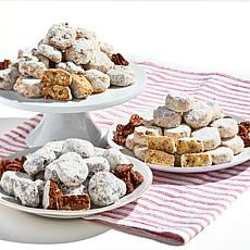 David's Cookies Variety 3-pack 16 oz. Boxes of Pecan Meltaways