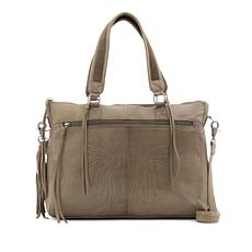 Day & Mood Karley Leather Satchel