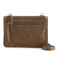 Day & Mood Lily Leather Crossbody