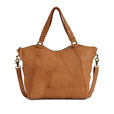 Day & Mood Nya Leather Satchel
