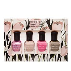 Deborah Lippmann 4-piece Hope Springs Eternal Set