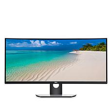 "Dell 34"" UltraSharp Full HD IPS Curved Edge-LED Monitor"