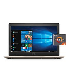 "Dell Inspiron 17"" FHD AMD Ryzen3, 8GB RAM, 1TB HDD Laptop with Voucher"