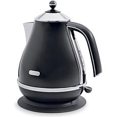 Delonghi Icona Electric Kettle - Black