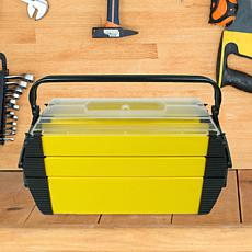 Deluxe Steel and Plastic Tool Box