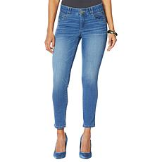 """Democracy """"Ab"""" solution Ankle Skimmer Jean"""