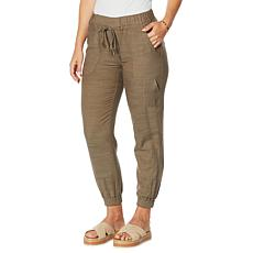 Democracy Relaxed Pull-On High Rise Jogger Pant