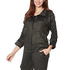 Democracy Stretch Tech Ruched Jacket