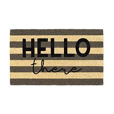 "Design Imports ""Hello There"" Doormat"
