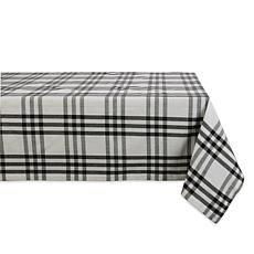 "Design Imports Homestead Plaid Tablecloth - 60"" x 84"""