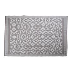 Design Imports Morrocan Outdoor Rug 4' x 6'