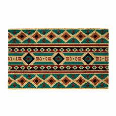 Design Imports Southwest Doormat