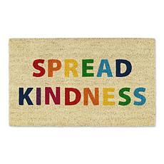 Design Imports Spread Kindness Doormat