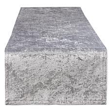 """Design Imports Velvet Table Runner 14"""" x 72"""""""