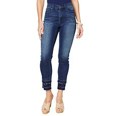 DG2 by Diane Gilman Classic Stretch Released-Hem Skinny Jean