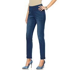 DG2 by Diane Gilman Comfort Stretch Denim Jegging - Basic