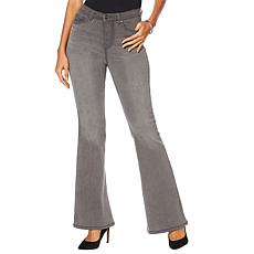 DG2 by Diane Gilman Virtual Stretch Flare Jean - Fashion