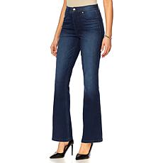 DG2 by Diane Gilman Virtual Stretch The Shaper Boot-Cut Jean