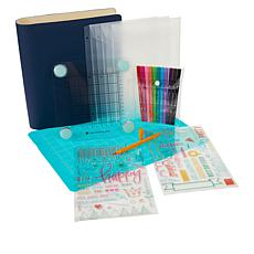 Diamond Press Celebration Storage, Markers & Stamp Kit
