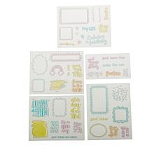 "Diamond Press ""You Got This"" Stamp Kit"
