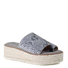 Diba True Demi Chase Slip on Platform Sandal