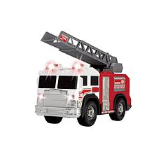 Dickie Toys Light and Sound Fire Rescue Unit