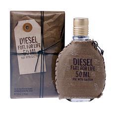 Diesel Fuel For Life Homme Eau De Toilette Spray - 1.7 oz.
