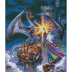 Dimensions Gold Cross Stitch - Magnificent Wizard