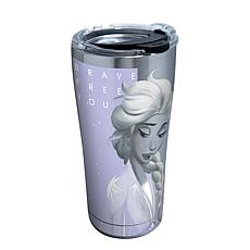 Disney Frozen 2 Be You 20 oz Stainless Steel Tumbler with lid