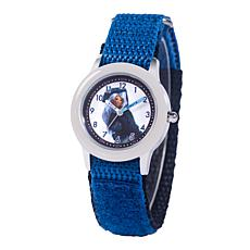 Disney Raya and the Last Dragon Sisu Kids' Blue Nylon Strap Watch