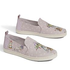 Disney x TOMS Snow White Deconstructed Slip-On Sneaker