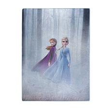 Disney's Frozen 2 - Forest Sisters 080 Raschel Throw Blanket
