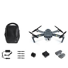 DJI Mavic Pro Compact 4K Camera Drone w/Accessories & Extra Batteries