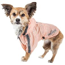 Dog Helios Torrential Shield Multi-Adjustable Dog Raincoat - Small