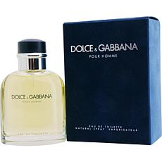 Dolce and Gabbana Men's Eau De Toilette Spray - 2.5 Oz.